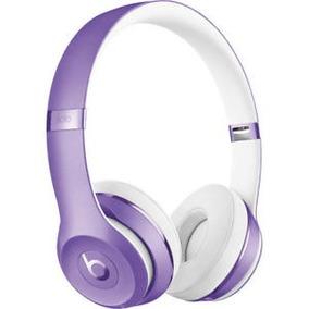 7d5f50b74fa Audifonos Beats Solo Hd Purple en Mercado Libre México