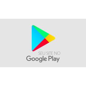 Geramos Apk Do Seu Site E Colocamos No Play Store!