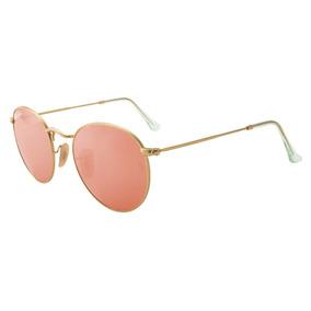 Ray Ban John Lennon Espelhado Rosa 3447 - Óculos no Mercado Livre Brasil d3a0e67c7b86