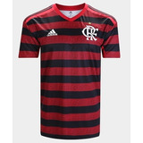 Camisa Flamengo - Uniforme 1 - 2019/20 - Frete Grátis