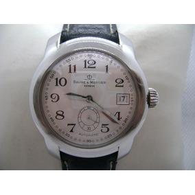 3c2846af4d04 Relojes Caballeros - Reloj para Hombre Baume   Mercier en Mercado ...