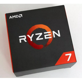 Processador Amd Am4 Ryzen R7-1700 8-core 3.7ghz 20mb Cache