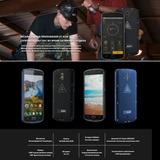 Agm Original X1 Tri-prueba Smartphone Eu Azul