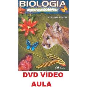 Aulas De Biologia Curso Em 1 Dvd Zxc
