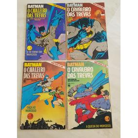 Batman O Cavaleiro Das Trevas 1° Ed Frank Miller Completa