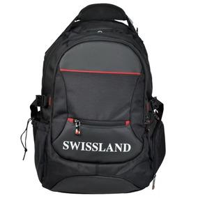 Mochila Premium Notebook Swissland Reforçada 54112 + Nfe