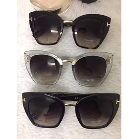 63da4ac810e2b Óculos Tom Ford Ft0081 Julia Sunglasses Color 0b5 - Óculos De Sol no ...