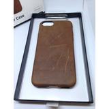 Capa Case De Couro Original Nomad Iphone 7 Plus Mostruario