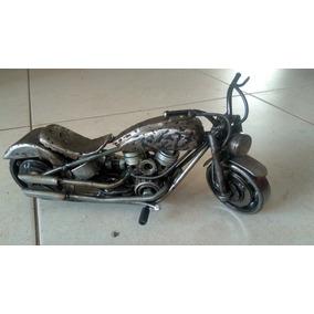 Miniatura De Harley Davidson