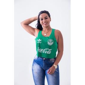 09db5eb4455b7 Camisetas e Blusas Cropped Tamanho Gg para Feminino no Mercado Livre ...