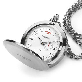 51442f5af81 Relogio De Bolso Technos Locomotiva - Relógios no Mercado Livre Brasil