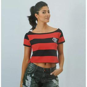 Camisa Braziline Feminino Flamengo Rally Raglan Fem. 1 vendido - Santa  Catarina · Cropped Flamengo Braziline 7d08af45ef5ca