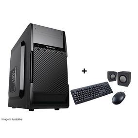 Kit Cpu Completa Top Home Office 2.6ghz 4 Gb Ram Wifi 160 Gb