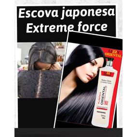 Escova Progressiva Japonesa Sem Formol Em Gloss 2x 1 Litro