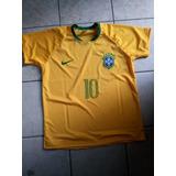 Camisa Seleção Brasileira Revenda no Mercado Livre Brasil 622d0b01c1337