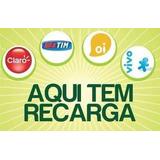 Recarga De Crédito Para Celular, R$: 20