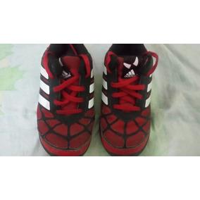 Zapatos Adidas Rojos Originales - Zapatos Deportivos en Mercado ... 28c045affcf5f
