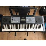 Teclado Yamaha Psr-e233, Usado, Con Base Y Portanotas
