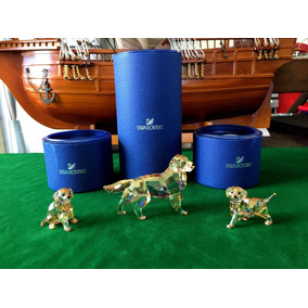 Swarovski Perros Golden Retriever