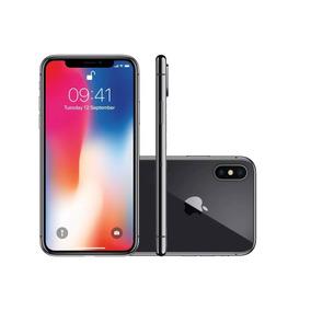 Apple Iphone X 5.8 , Câmera 12mp + 7mp Cinza Espacial 256gb