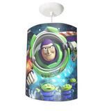 Luminária Pendente Oval Quarto Infantil Toy Story Menino