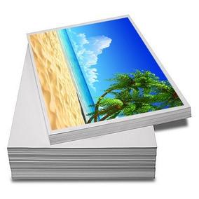 3733c3d7c Papel Fotográfico Glossy Dupla Face 180g A4 C  20 Folhas - Papéis no ...