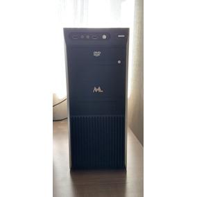 Pc Amd Athlon Ii X3 4gb 500gb