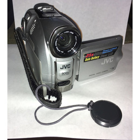 Video Cámara Digital Jvc Mini Dv Gr-d250w 25x Lcd