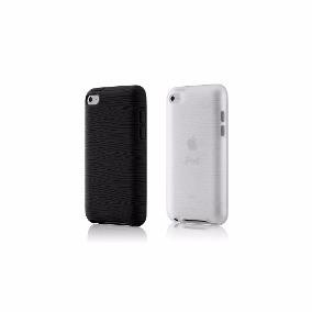 Capa Para Ipod Touch 4 Grip Groove Duo (2 Un) Belkin - Cores