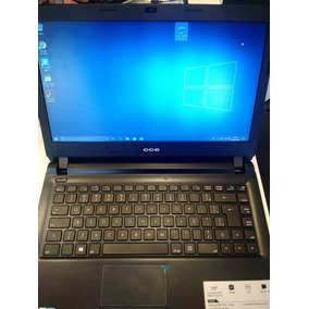 Notebook Cce Ultra Thin U25 - Novo De Vitrine