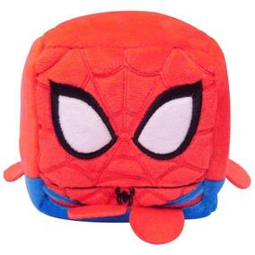 Peluche Cubo Spider-man Avengers Marvel