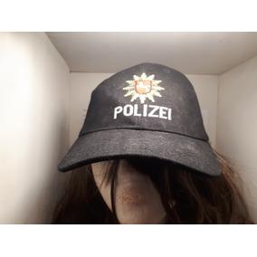Gorra Cachucha Insignia Policia Polizei Aleman Kzr e391be1663d