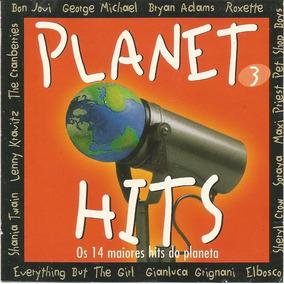 Cd - Planet Hits 3 - Bon Jovi, George Michael, Pet Shop Boys