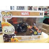 Funko Pop! - Marvel - Ghost Rider #33 Glows In The Dark