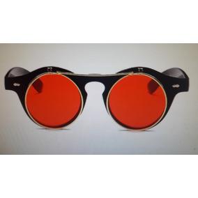 faf124554b Anteojos De Sol Vintage Rojos Look Retro Ochenteros - Anteojos de ...