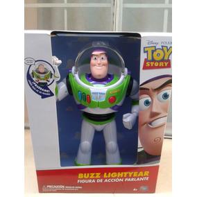 Buzz Lightyear Toy Story Parlante Más De 20 Frases Español dd2a686b30a
