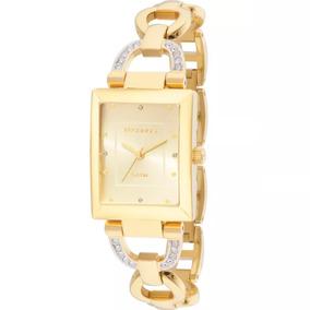 Relogio Technos Feminino Elegance Elos - Relógios De Pulso no ... 3b38438232