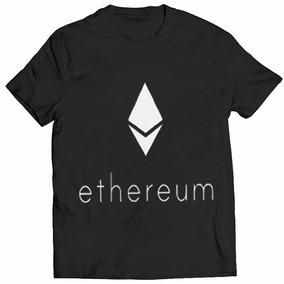 Camisa Camiseta Ethereum Prisma Promoção 5a0f942614f