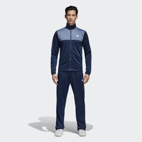 Conjunto Agasalho Adida Azul Marinho - Calçados 03c5fb688bc9a