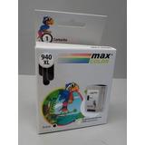 Cartucho Max Color Mci-4906 Para Hp X 10 Unidades