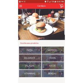 App Completo Para Delivery Android (código Fonte)