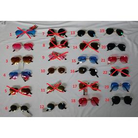 Kit 5 Óculos De Sol Infantil Kids, Proteção Uv400 + Brinde ec8b71a54d