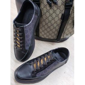 Zapato Hombre Gucci Barato - Tenis en Mercado Libre Colombia 05fde28a0a3