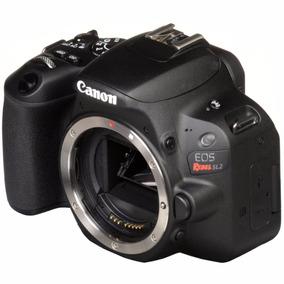 Câmera Profissional Canon Dslr Eos Rebel Sl2 Somente Corpo