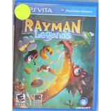 Rayman Legends Ps Vita Play Magic