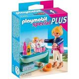 Playmobil Special Plus 5368 Mamá Con Cambiador Orig Intek