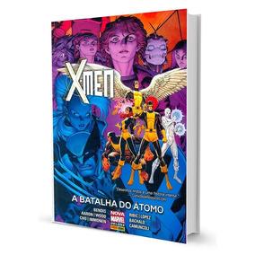 Hq X-men A Batalha Do Átomo Panini Capa Dura Comic Book