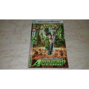 Hq Dc O Dia Mais Claro 106 Liga Da Justiça Arqueiro Verde