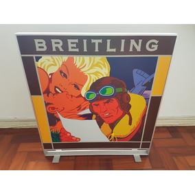 Display Breitling Aviador 2015
