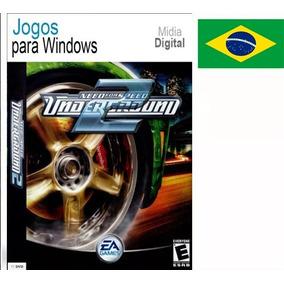 Need For Speed Underground 2 Pc Br (mídia Digital)